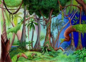 Rainforest by Deeeemz