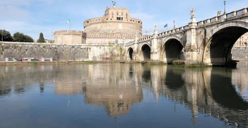 The Bridge to Castel Sant'Angelo 2.