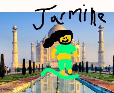Jasmine by Sugerpie56