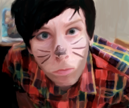 Phil Lester by Sugerpie56