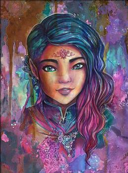 Sanja Fantasy Elf