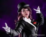 Zatanna  - Sorceress Extraordinaire