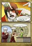 Avatar: Zuko got Faced
