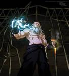 Iroh - Dragon of the West by DarkKenjie