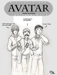 Avatar saw Avatar by DarkKenjie