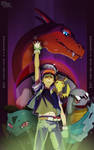 Pokemon Catch em all -colors-