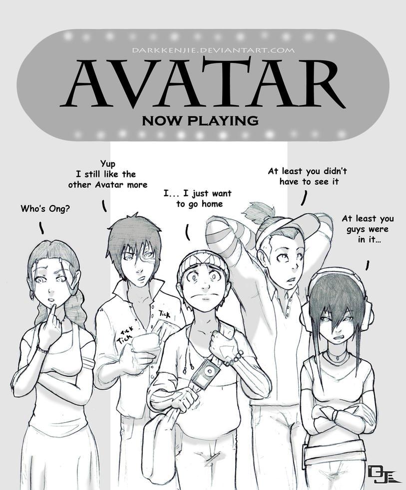Avatar Saw Avatar .2 By DarkKenjie On DeviantArt