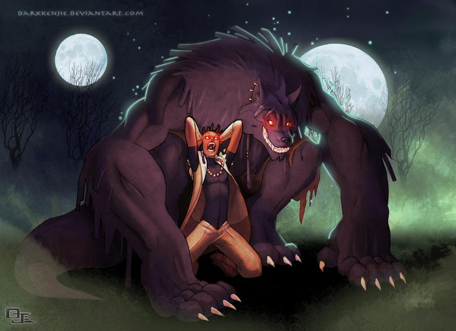 The Beast Within -colored-