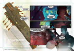 Bastion's 7 Webcomic page 1