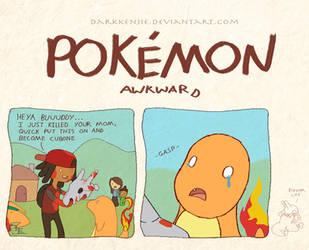 Pokemon Awkward charbone? by DjWelch