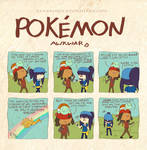 Pokemon Awkward: Daddy's boy