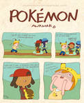 Pokemon Awkward: Pikachu Backpack