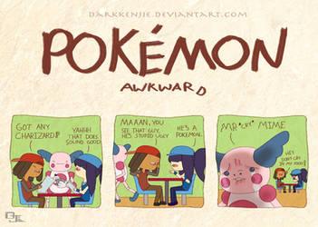 Pokemon Awkward: MR CRY? by DarkKenjie