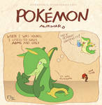 Pokemon Awkward: 99 Problems and Limbs are One