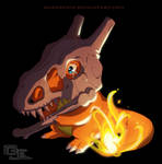 Pokemon Awkward: Charbone Tattoo