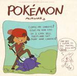 Pokemon Awkward: The Sparkle In Your Eyes