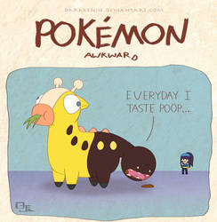 Pokemon Awkward: Bad Breath