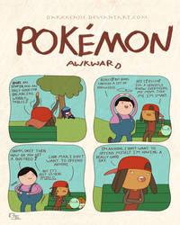 Pokemon Awkward: Dance Off