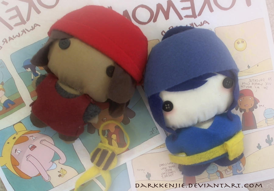 Pokemon Awkward: Plushies! by DarkKenjie