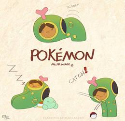 Pokemon Awkward: Caterpie-j's