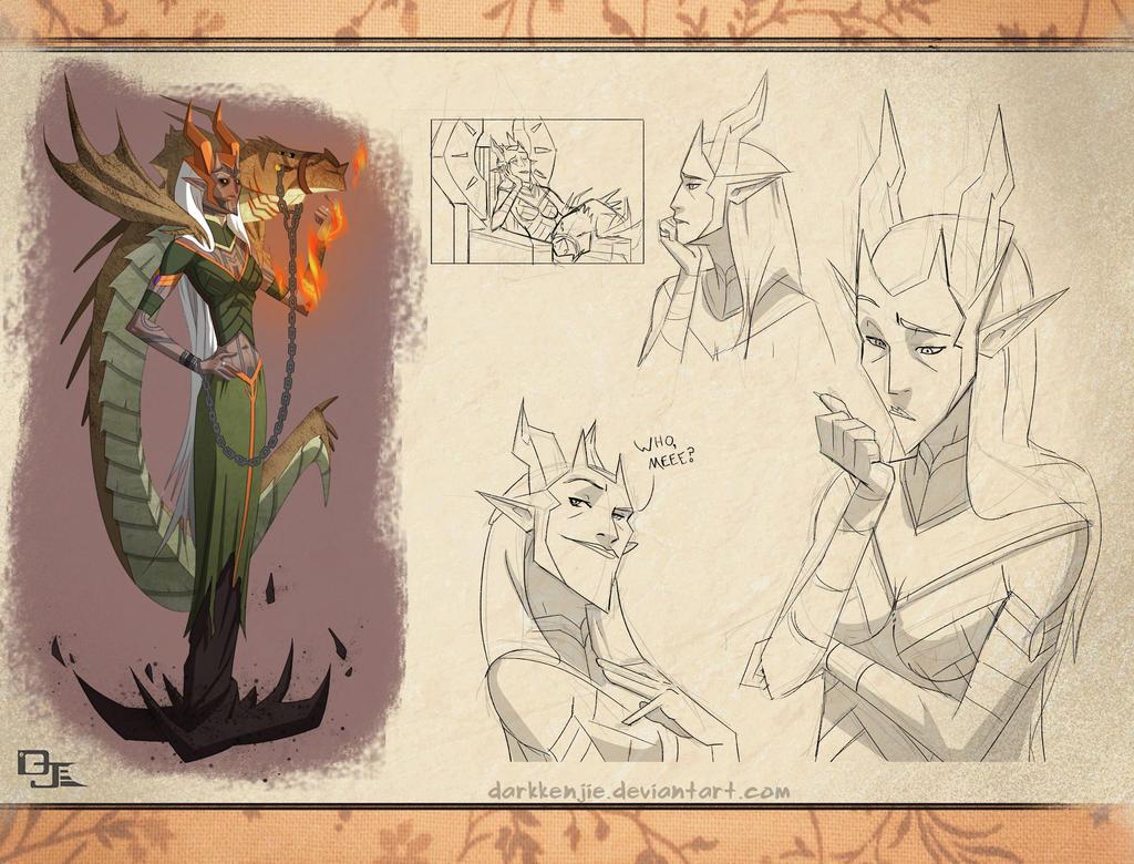 Witch of the Waste by DarkKenjie