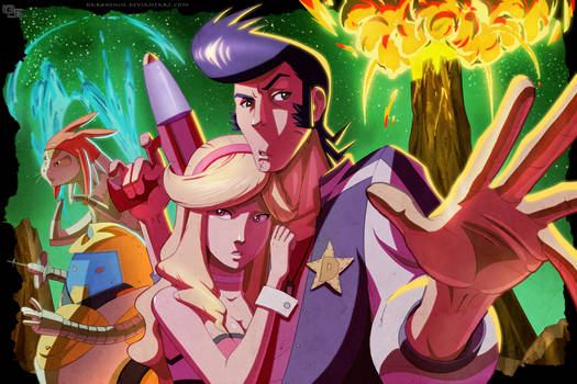 Space Dandy!
