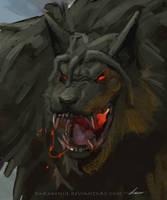 Werewolf by DarkKenjie