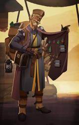 Trader by DarkKenjie