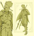 Darkmage concepts