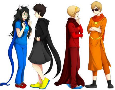HS - Costume Swap