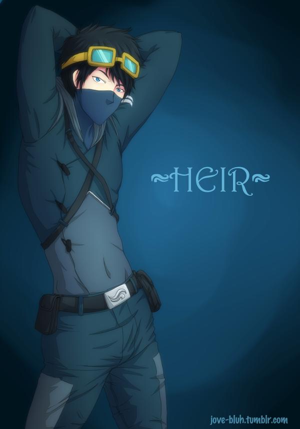 8eae11e34 HS - Heir Poster by feshnie on DeviantArt