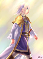 Arslan Senki - On His Way by feshnie