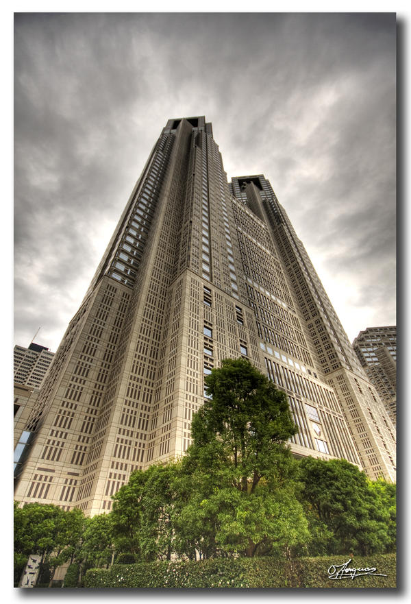 Tokyo Metropolitan government by dragonslayero