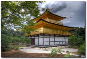 Golden Pavillion 3 by OjisanPhoto