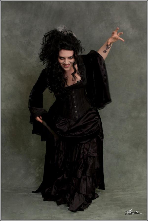 Bellatrix 1 by dragonslayero