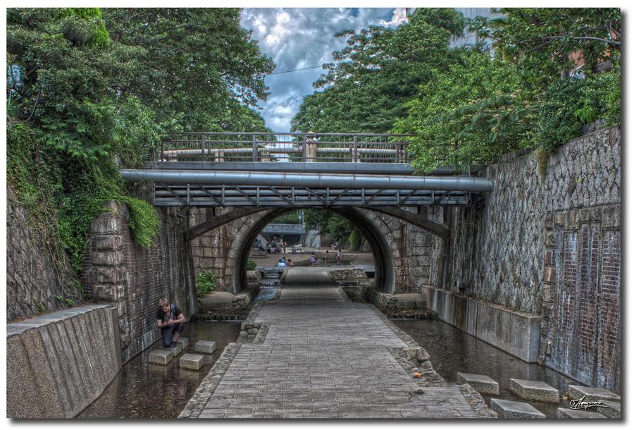 Streets of Kyoto 5 by dragonslayero