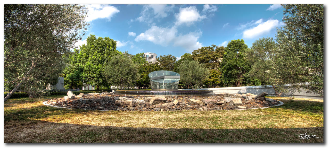 Hiroshima Peace park 5 by dragonslayero
