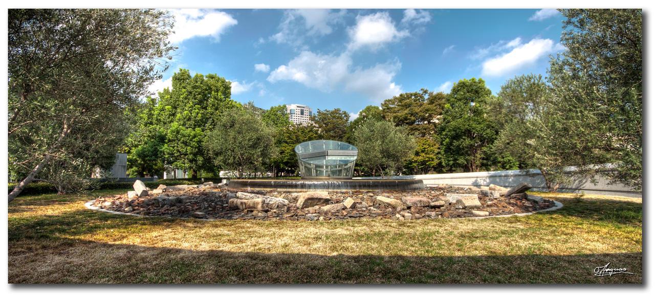 Hiroshima Peace park 5 by dragonslayero