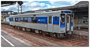 Japanese train 2