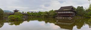 Heinhan Jingu Panorama