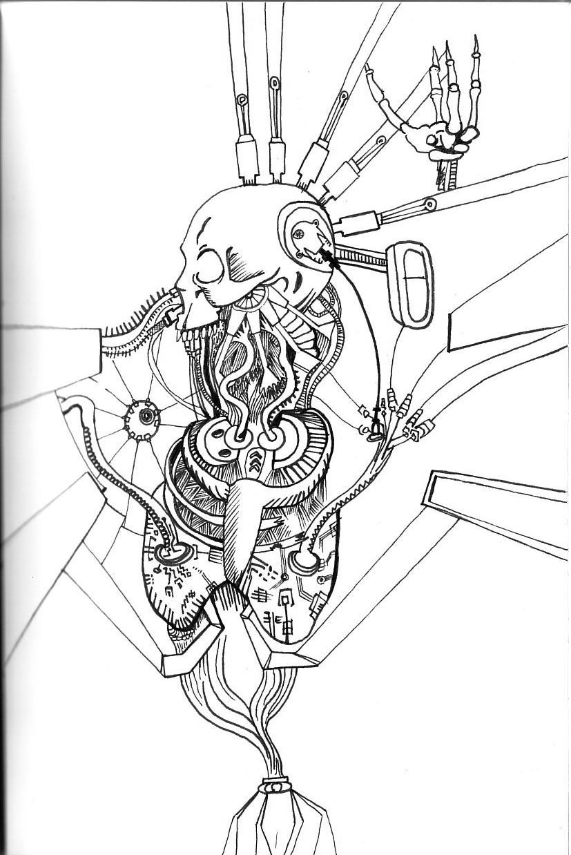 Biomech by GMintyfresh on
