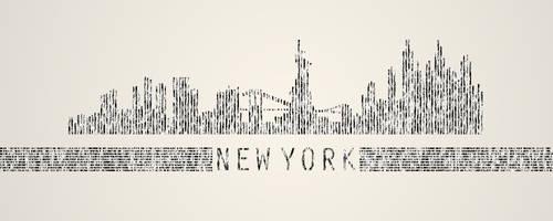 New York Skyline by addajocl15