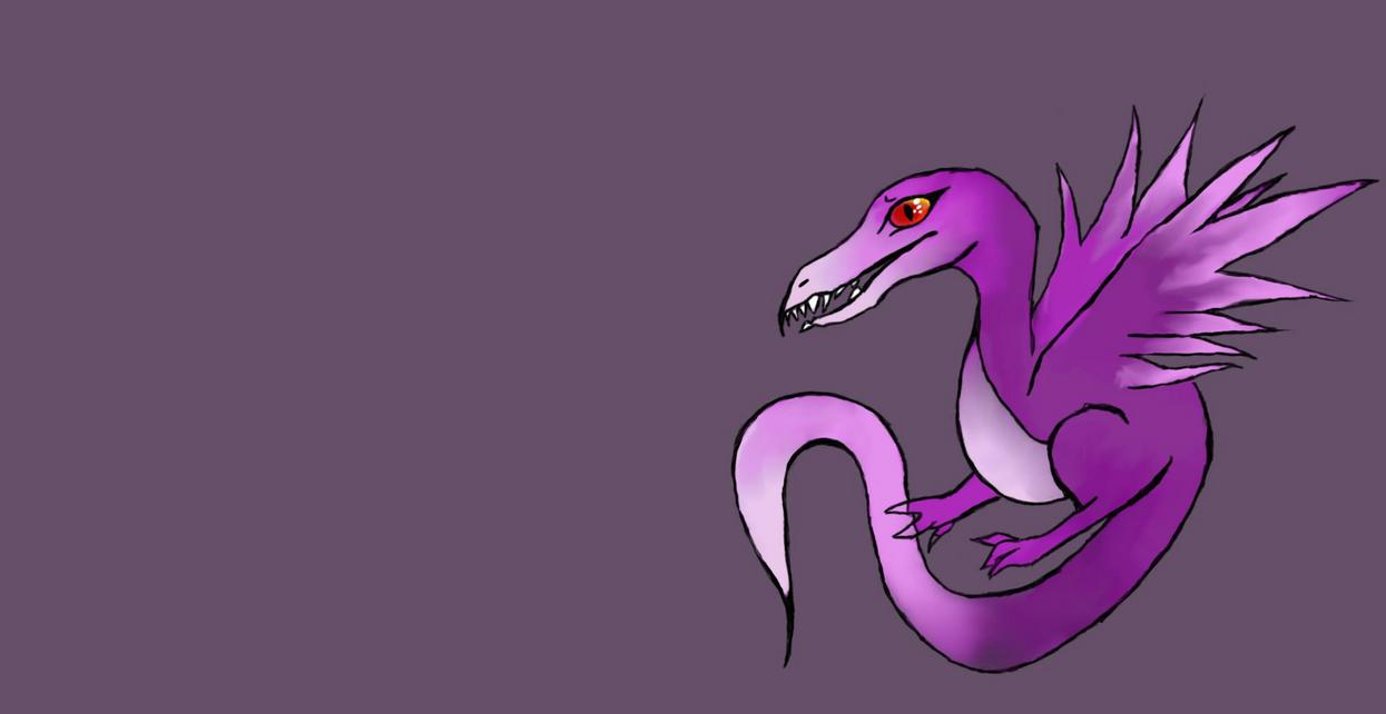 Dragon Print by zodiacart14