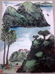 Chinese Scenery Painting