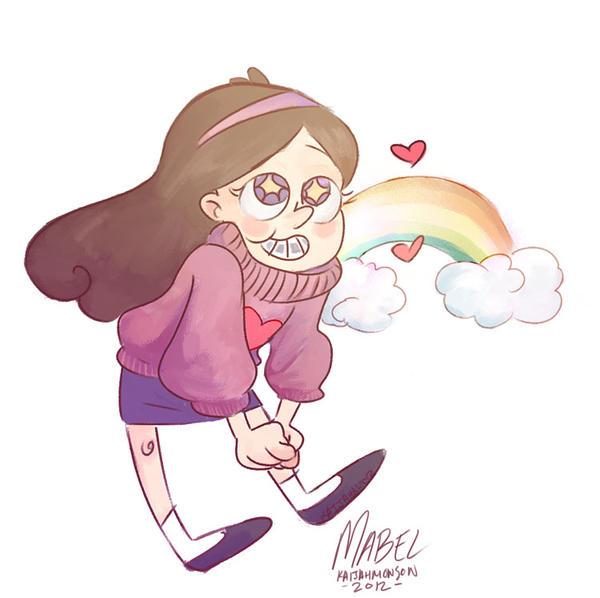 Mabel by Tobi-kunun