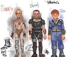 Fallout OCs 2018