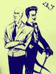 Lex and Joker