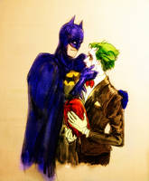 BatmanXRedhood  You are beautiful by lovejoker4ever