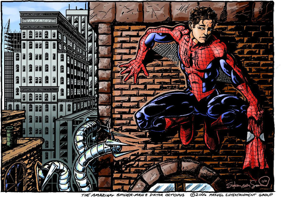 wallpaper 3d spiderman