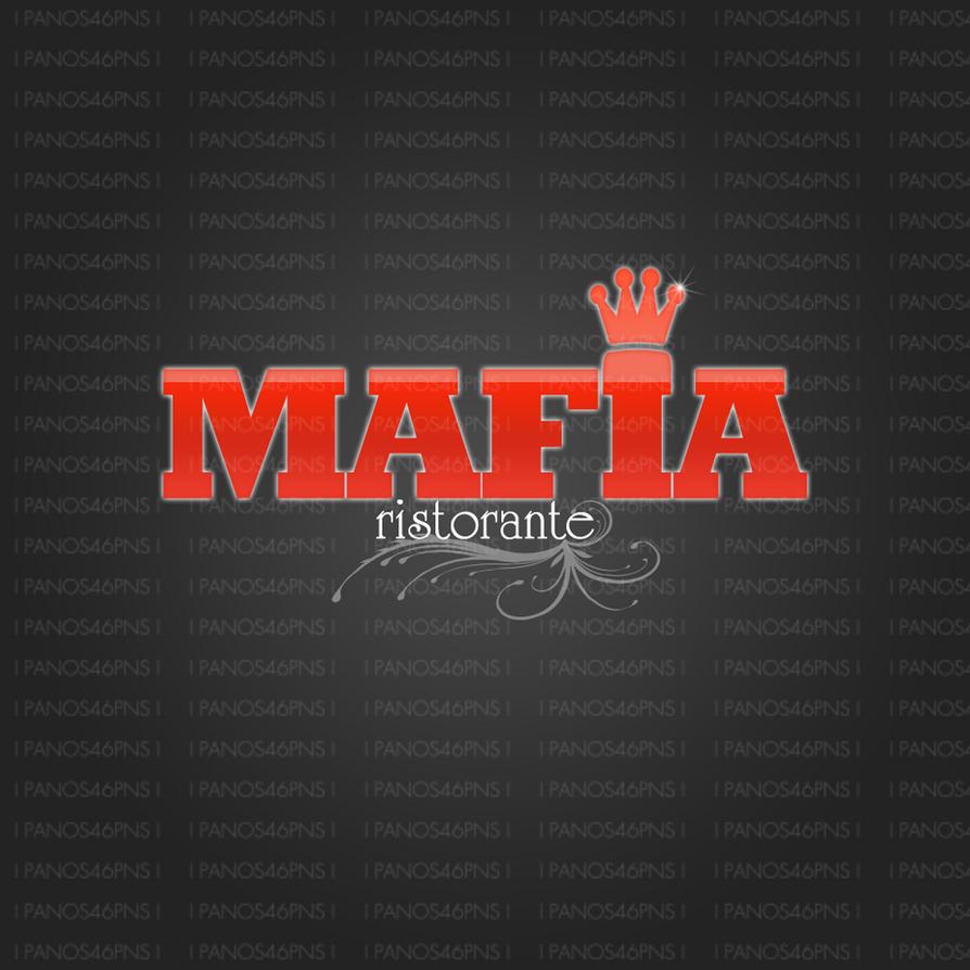 MAFIA RISTORANTE LOGO by panos46